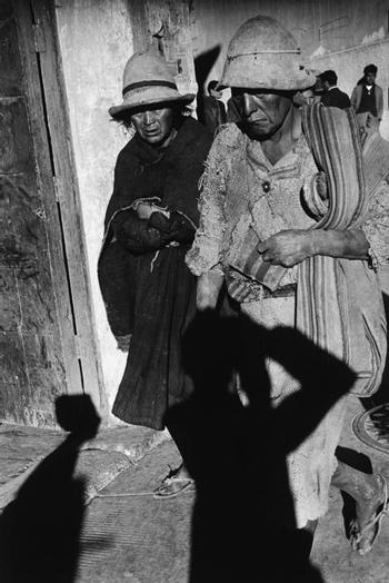larrain-Bolivie-Potosi-femmes-1957