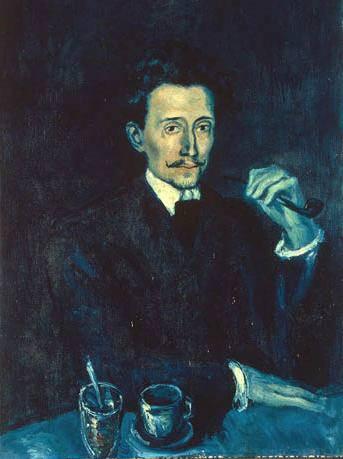 Picasso- Portrait de Benet Soler