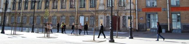 rue du centre
