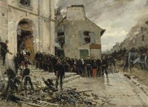 Le_Bourget,_30_octobre_1870_(1878)_de_Alphonse_de_Neuville