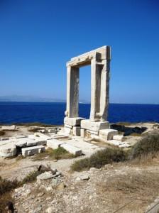 Chora Naxos - Apollon (3)