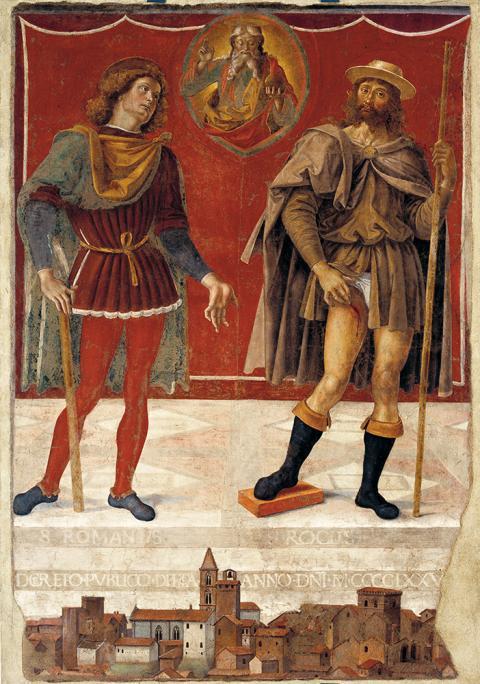 3_-_le_perugin_-_saint_romain_saint_roch_et_vue_de_deruta_-_deruta