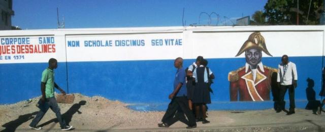école dessalines