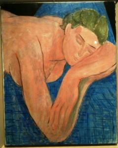 Matisse Le rêve 1935