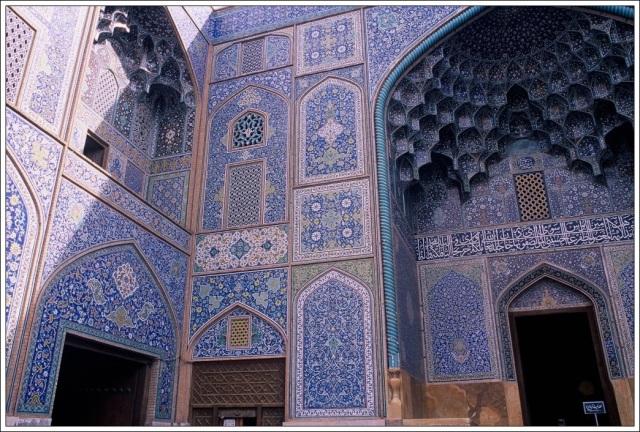 40-Ispahan mosquée de l'Imam