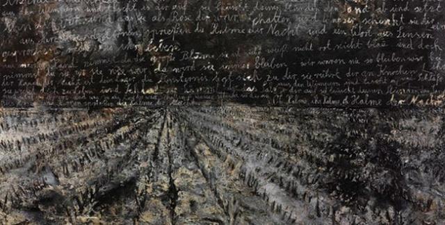 Anselm-Kiefer_Morgenthau-Plan_gagosian-gallery