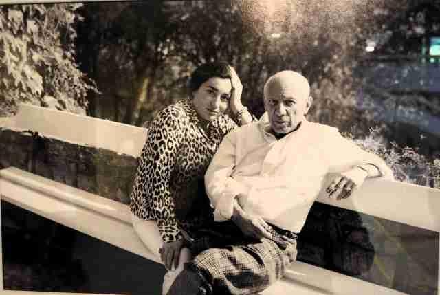 Jacqueline et Pablo